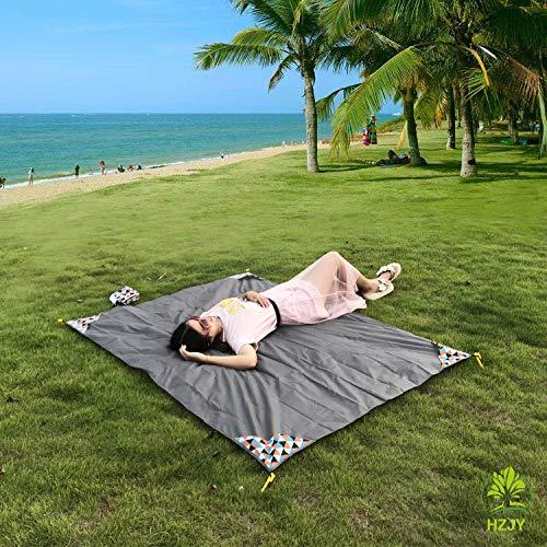 "Outdoor Picnic Blanket (71"" X 55"") -Compact, Lightweight"