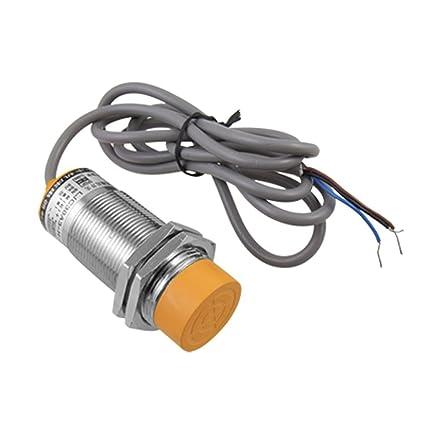 Interruptor del sensor de proximidad inductivo - SODIAL(R)LJC30A3-H-Z/AY