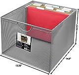 Neat Life Mesh Office File Organizer Storage Box