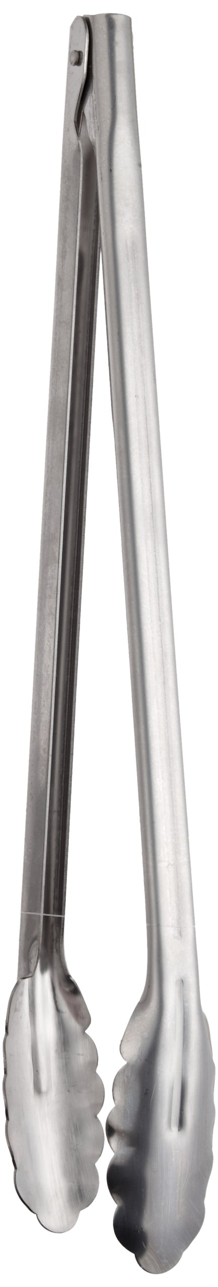 Adcraft XHT-16 16'' Long, Extra Heavy Stainless Steel Utility Tong