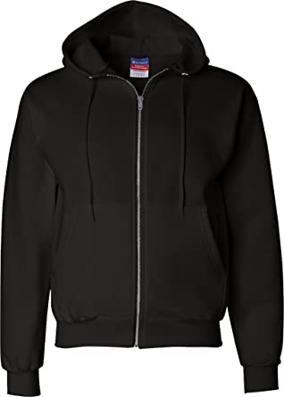 35702f06f828 Champion Double Dry Action Fleece Full Zip Hood S800 at Amazon Men s ...