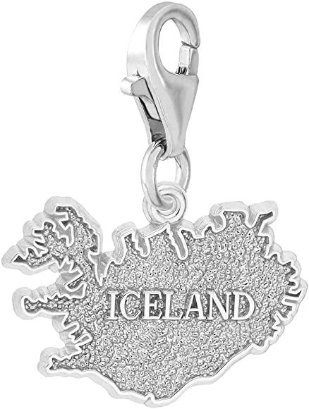 10K Yellow Gold Rembrandt Charms Anniversary Charm with Lobster Clasp