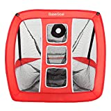 BaseGoal Golf Practice Swing Net Golf Chipping Net Portable Pop Up Collapsible Outdoor/Indoor Golfing Target Net