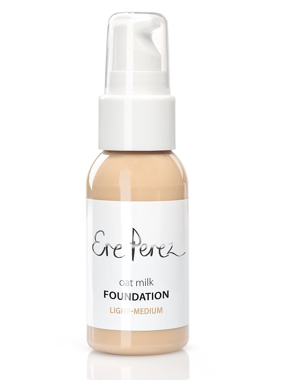 Ere Perez Fundación Natural cosméticos, avena, leche, Light ...