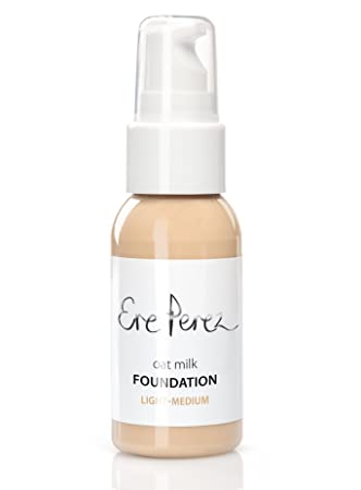 Amazon.com : Ere Perez - Natural Oat Milk Liquid Foundation (Light Medium) : Beauty