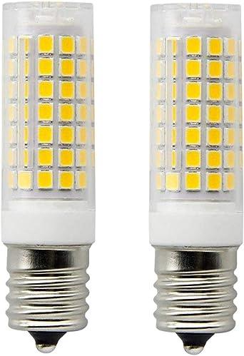 Bombilla LED E17 para horno microondas sobre estufa, 7 W ...