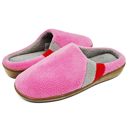 ... de casa de Invierno Hombres Comodidad Cálido Zapatos de Interior Botas de Plantilla de Memoria de Espuma para Parejas: Amazon.es: Zapatos y complementos