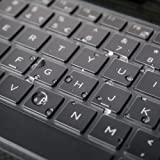 """Ultra Thin Keyboard Cover Compatible with 13.3"""" Dell XPS 13-9360 13-9350 13-9343 Ultrabook Laptop - TPU"""