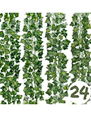 Artificial Ivy Leaf Garlands
