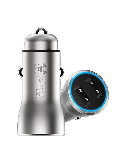 获得过设计大奖的,五颗星智能快速充电USB