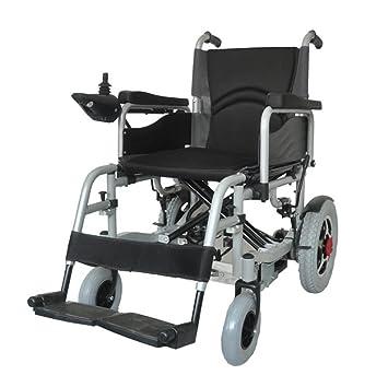 T-silla de ruedas Silla de ruedas eléctrica silla de ruedas desmontable: Amazon.es: Salud y cuidado personal