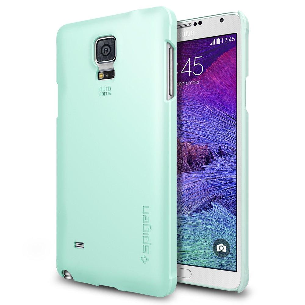 Amazon Spigen Thin Fit Galaxy Note 4 Case with Premium Matte – Fit Note