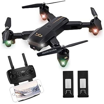 Gut 3 Batterie Wifi Fpv Rc Drone Mit Weitwinkel Hd 720 P Kamera Hohe Halten Modus Faltbare Arm Rc Quadcopter Hubschrauber Geschenke Für Jungen Niedriger Preis Rc-hubschrauber Sammeln & Seltenes