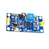 MagiDeal NE555 DC 5-12V Delay Relay Shield Timer Switch Module 0-120Second Adjustable