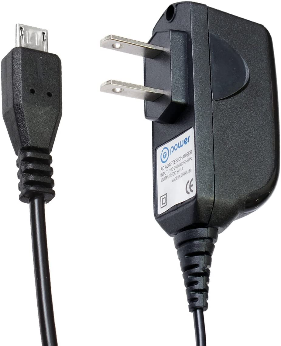eFactory Direct Travel Micro-USB Charger for JBL Charge 2 is Original /& Dual Voltage ! Black 100-240V