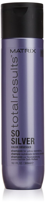 Matrix Shampoo, Total Results So Silver, 300 ml 3474630741713