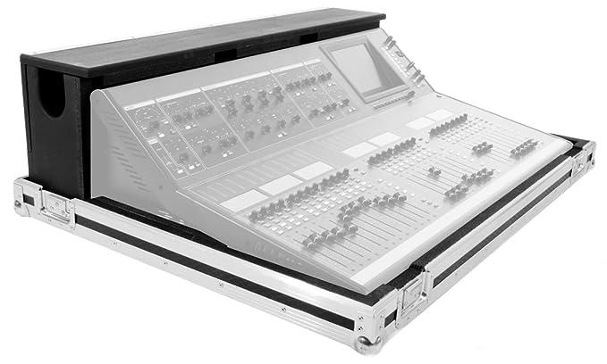 NSP Cases gld-80 Digital mesa de mezclas Flight Case: Amazon.es ...