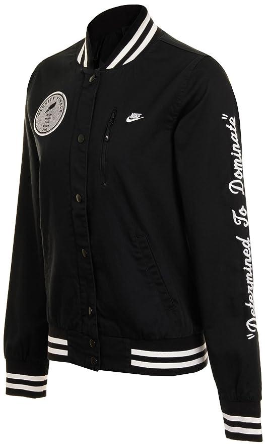 Nike T & F Destroyer Retro Chaqueta de entrenamiento, color negro ...