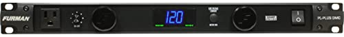 Furman PL-PLUS DMC Power Conditioner with Voltmeter and AM Meter