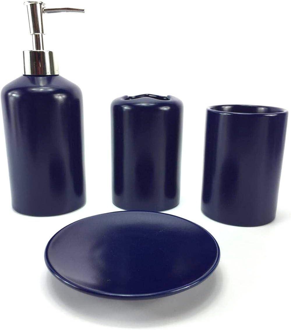 Best Bathroom Decor Navy Blue