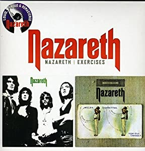Nazareth Exercises Loud Proud Amp Remastered By Nazareth