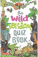The Wild Wisdom Quiz Book Paperback