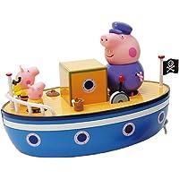 Peppa Pig - Barco del Abuelo Pig (Bandai