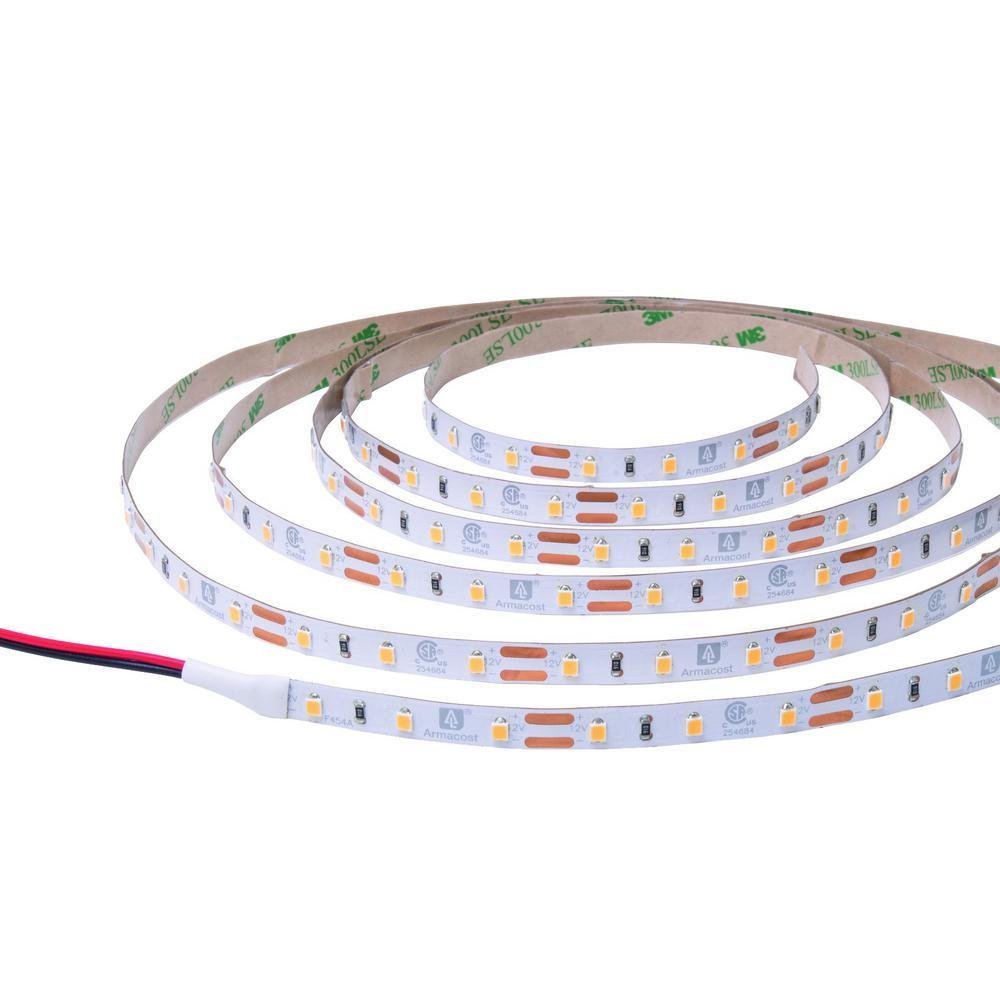 Armacost Lighting 152250 RibbonFlex Pro Series 60 LED Strip Light, 32.8 ft, 4000K, by Armacost Lighting