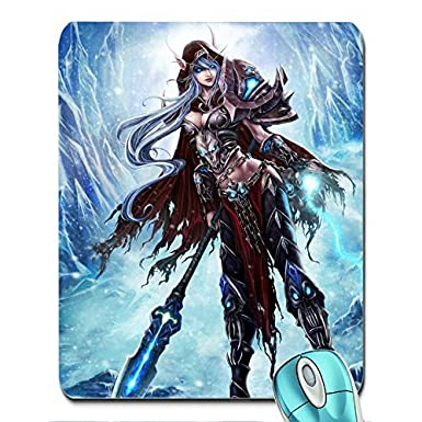 Video Games World Of Warcraft Blood Elf Blue Eyes Long Hair