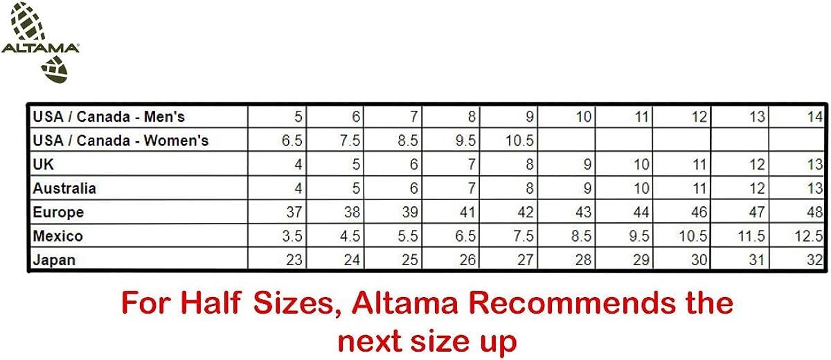 Altama Chaussures OTB Maritime Assault Mid Noires