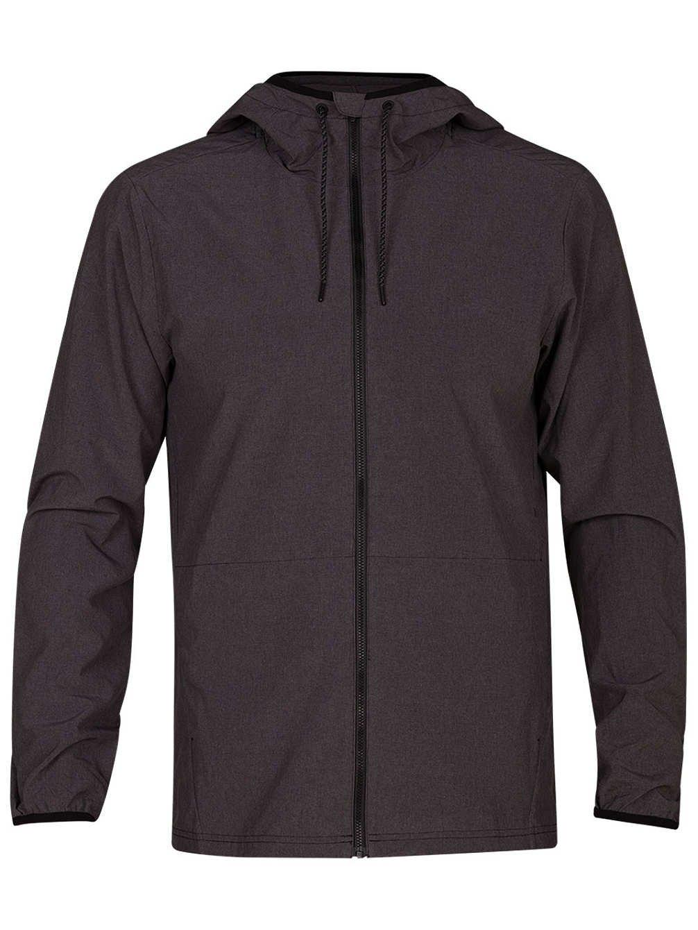 Hurley Protect Stretch 20 Jacket Large Black