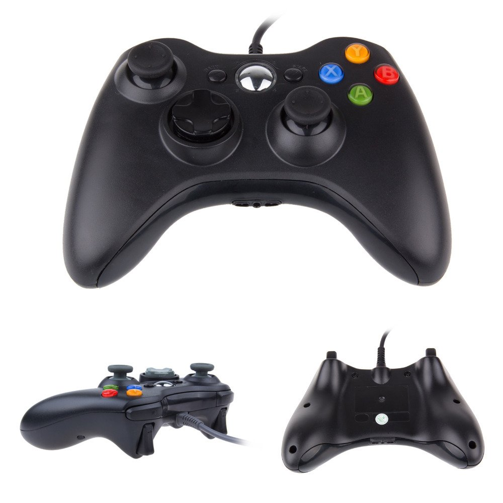 TSI Wired Controller for Xbox 360/PC: Amazon.in: Video Games