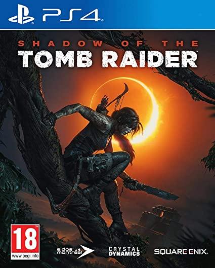 FREE P+P CHOOSE UR SIZE Shadow of the Tomb Raider Poster New Hit 2018 Xbox PS4