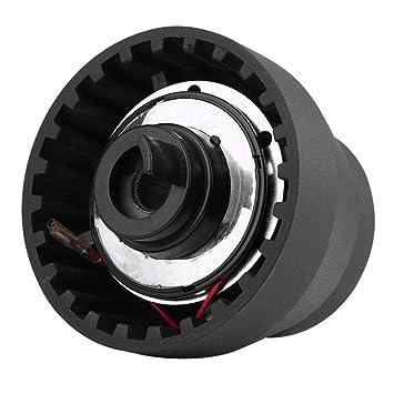 Adaptador de volante, kit de adaptador de cubo de volante de coche 17 mm: Amazon.es: Coche y moto