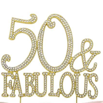 Decoración para tarta de 16 cumpleaños de oro rosa   gemas ...