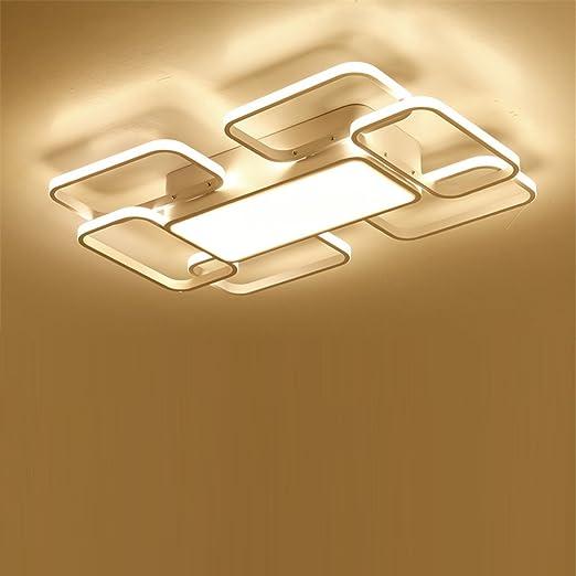 Wmshpeds Salón LámparaSimple AtmosféricaLed Y ModernoCasa xBeWCord