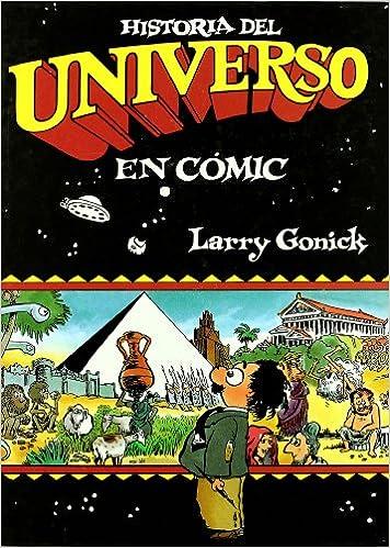 HISTORIA DEL UNIVERSO EN COMIC VARIOS INFANTIL - 9788466640428 ...