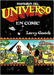 HISTORIA DEL UNIVERSO EN COMIC VARIOS INFANTIL