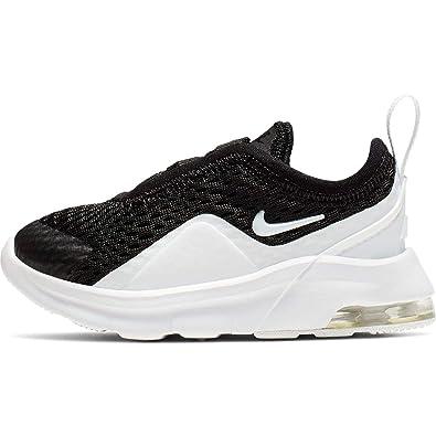 pretty nice 24f5d a7642 Amazon.com | Nike AQ2744-001: Toddler's Black/White Air Max ...