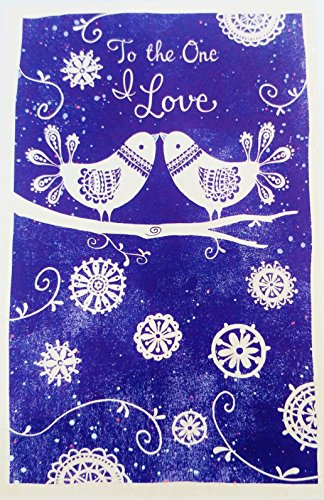 To The One I Love - Merry Christmas Greeting Card