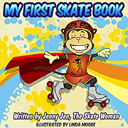 1e4d4555bcd Amazon.com  My First Skate Book  5 Minute Story - Discover The ...