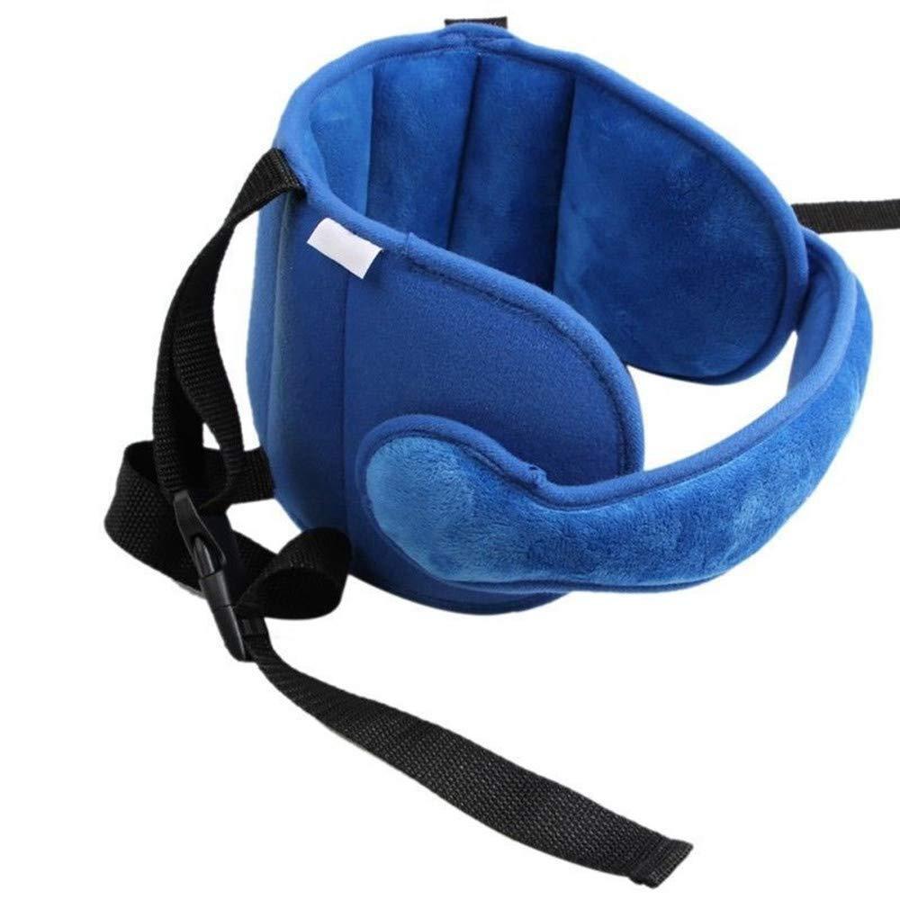 Hpybest Child Car Seat Head Support Comfortable Safe Sleep Solution Pillows Neck Travel Stroller Soft Caushion Grey