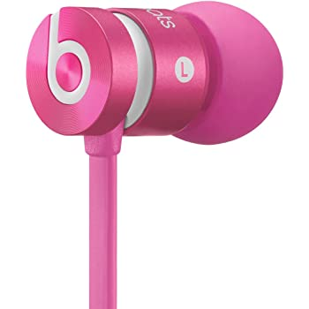 Beats Urbeats Series In Ear Wired  Mm Headphones With Microphone Pink B