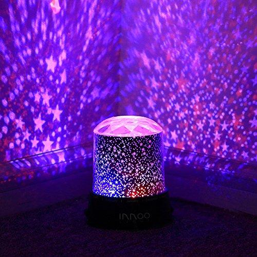 Innoolight Star Led Light Projector Baby Night Light