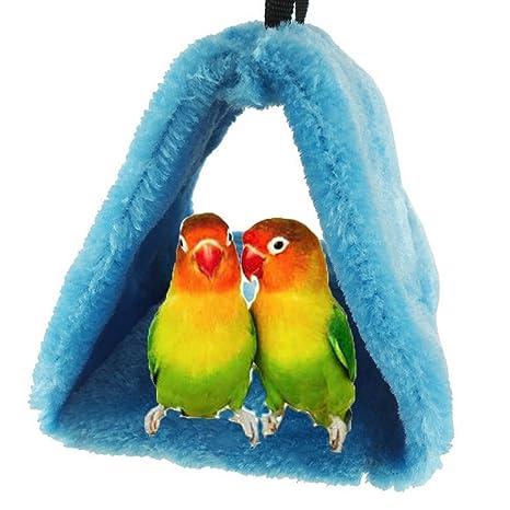 Switty Winter Bird Nest Caliente Caseta de Loro perico Periquitos ...
