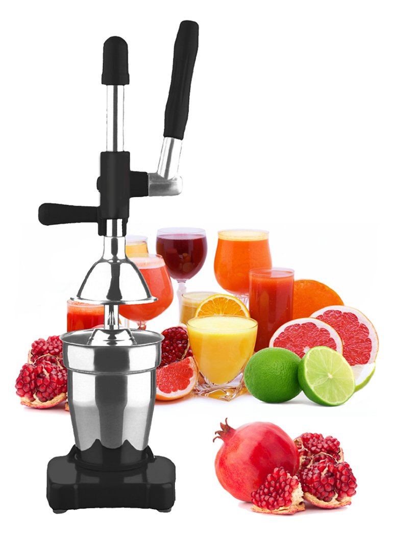 Siege Home Deluxe Commercial Pomegranate & Citrus Juicer, 2036
