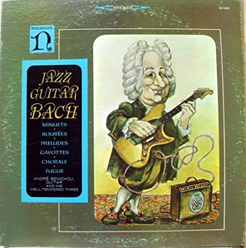 Jazz Guitar Bach by Nonesuch Records