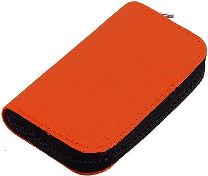 Gugutogo 4 Colores SD SDHC MMC CF CRO Tarjeta de Memoria SD Almacenamiento Bolsa de Transporte Bolsa Caja Caso Soporte Protector Cartera Tienda al por Mayor: Amazon.es: Electrónica