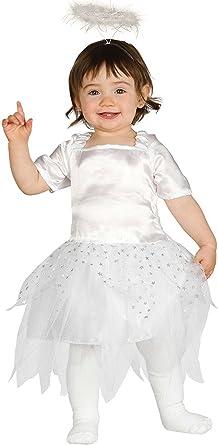 Disfraz de Ángel Estrellas para bebé T-6/12 meses: Amazon.es: Ropa ...