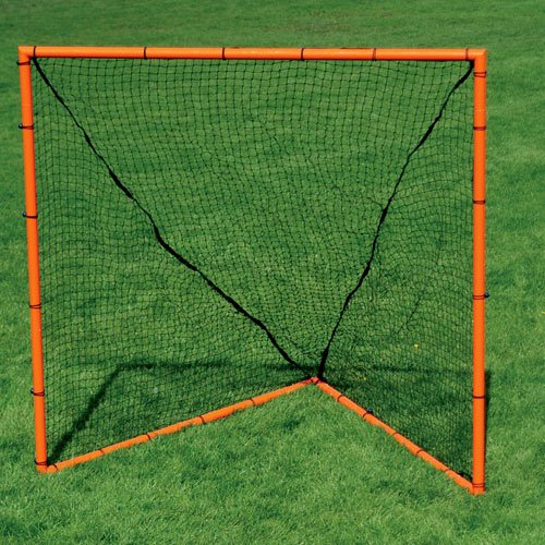 Champro Recreation Lacrosse Goal (Orange, Medium)